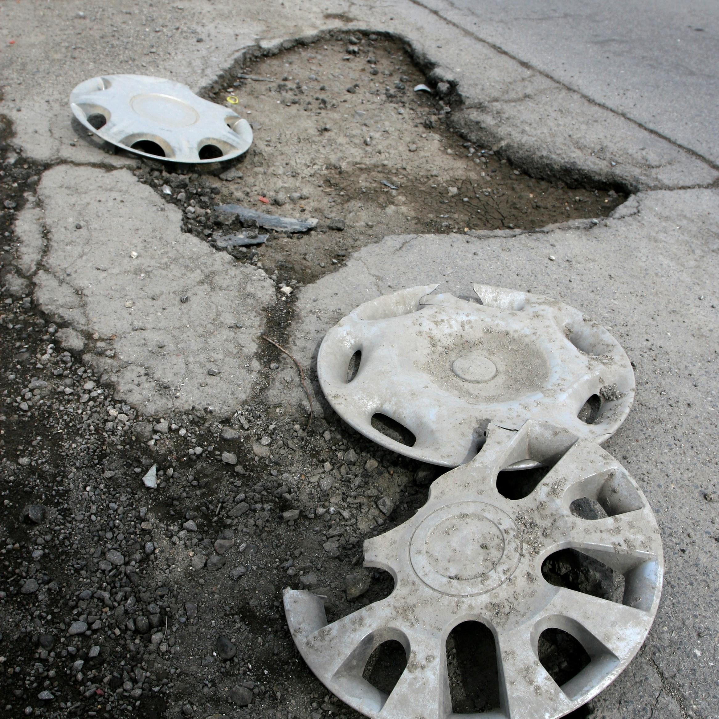 privacy potholes -