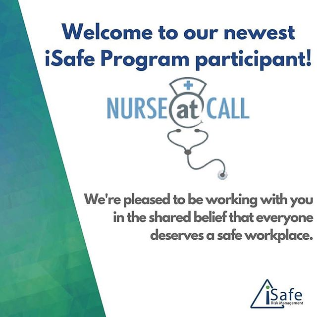We are so pleased to announce that @nurse_at_call has joined our iSafe Program.  Nurse at Call is a dedicated nursing agency based in Queensland. The iSafe Program facilitates safety communication between the labour hire agencies and host clients.  Nurse At Call's participation in the Program demonstrates their dedication to the safety of their nurses and the medical industry, leading the way to supporting safer workplaces. Three Cheers for Nurse At Call!  #recruitment #safety #WHS #nursing #safework #Australia