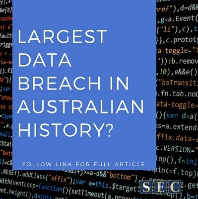 #PRIVACYBREACH Thought to be the largest data breach of its kind in Australian History, medical records of more than 400 patients from 1992 to 2002 have been found in an unsecure building in NSW.  For the full article visit our website -  articles. . . 