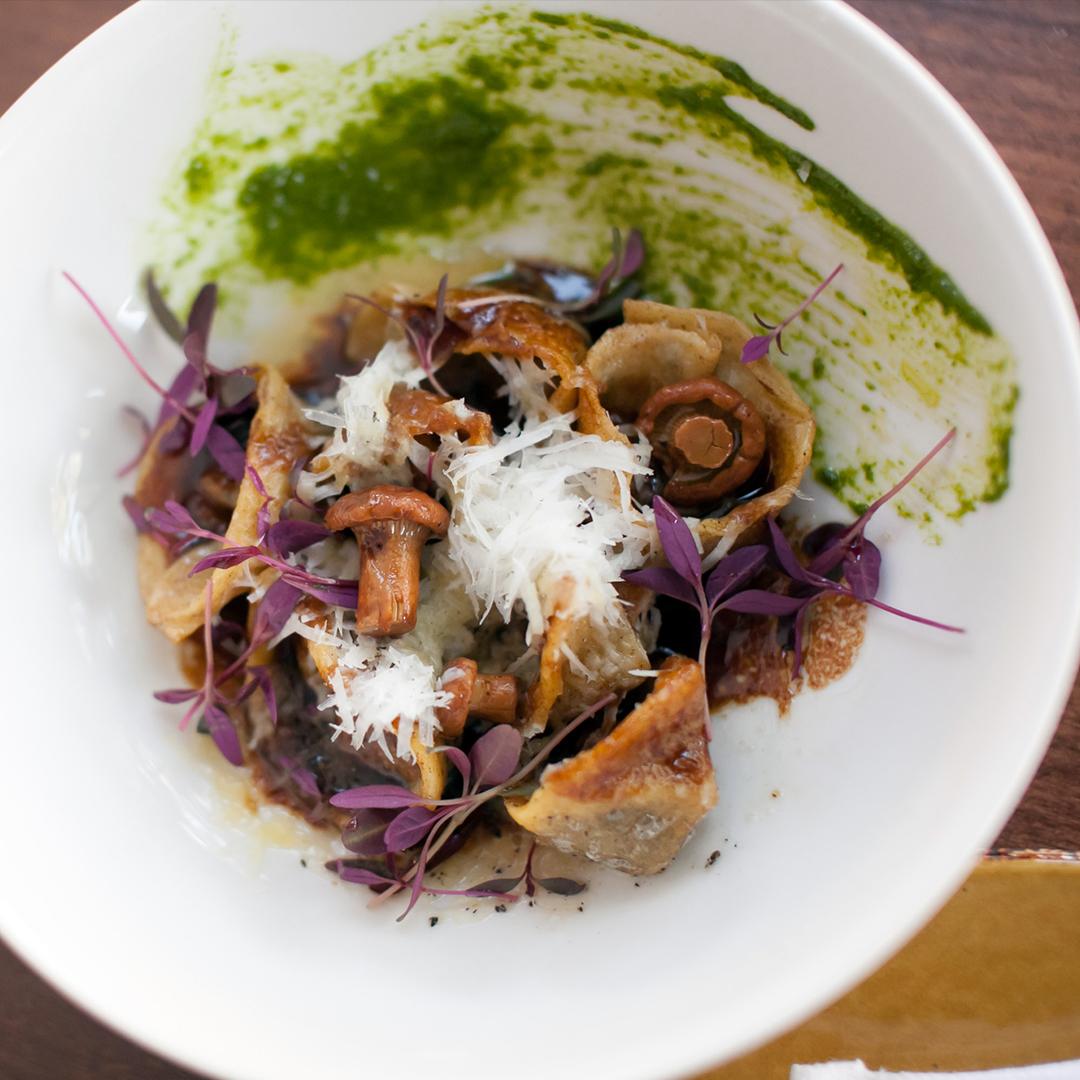 Wildcraft Pasta and Mushrooms