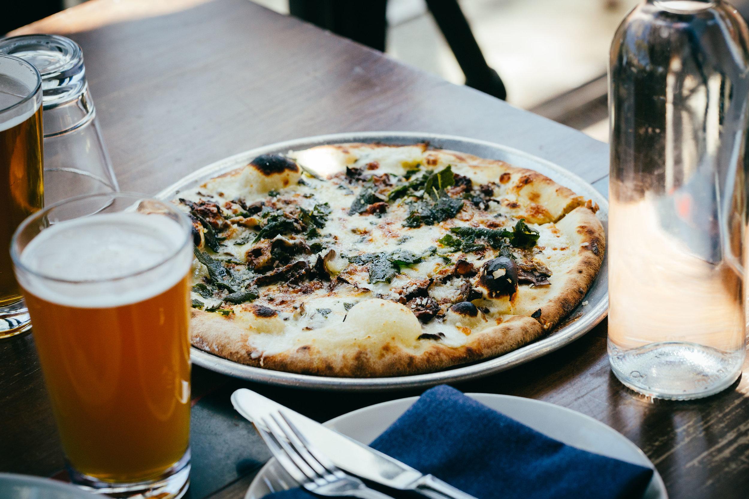 Wildcraft Pizza and Beer