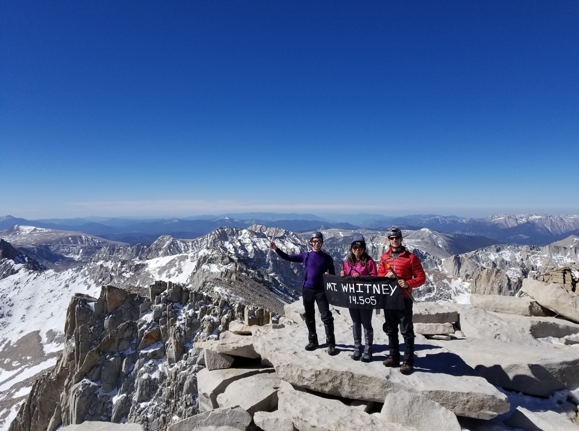 Shield AI at Mt Whitney