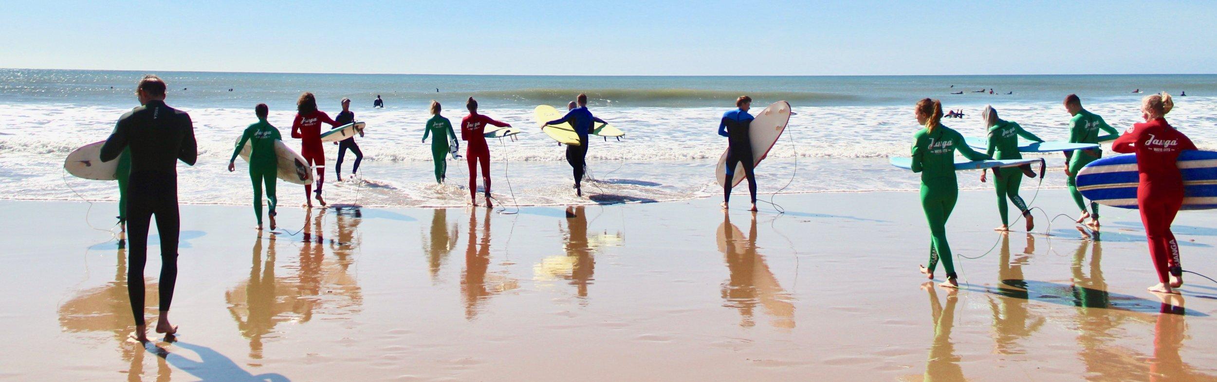Yoga & Surf holiday Portugal