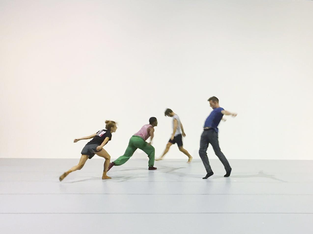 Second Quartet - 2017