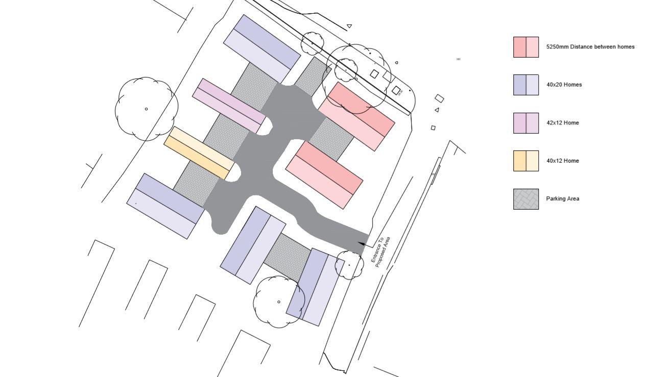 Copy of Conceptual layout design in Wolverhampton