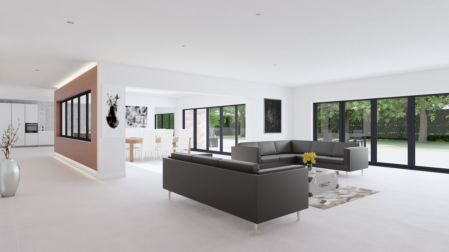 Modern, spacious, contemporary. A Northamptonshire project to be built in 2019