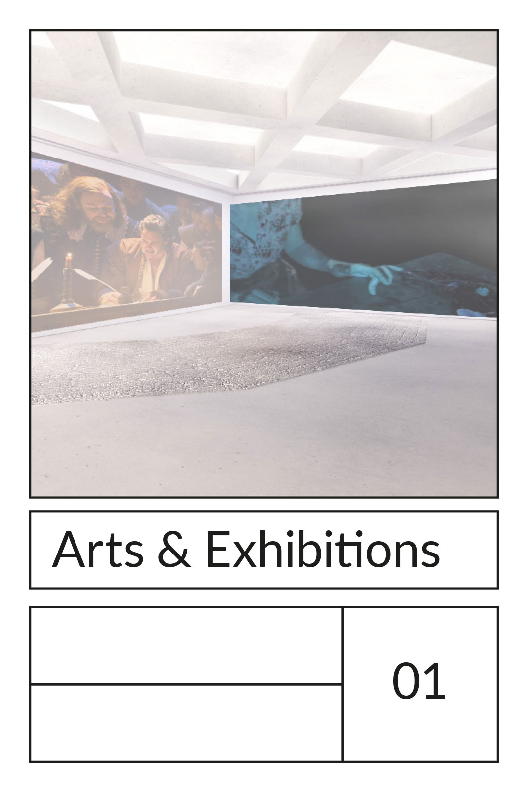 Arts and exhibitions