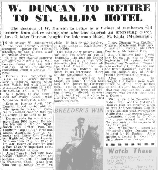 Weekly Times (Melbourne) // Wednesday 21 December, 1949
