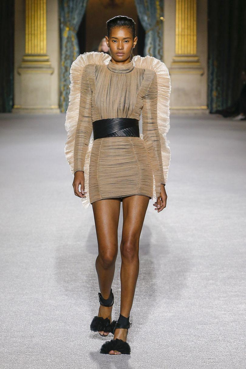 Balmain. Kuva: Vogue.com