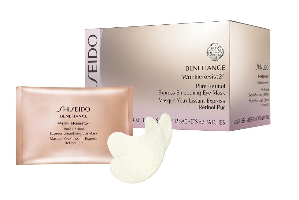 0729238110366_Shiseido Benefiance WrinkleResist24_Pure Retinol Express Smoothing Eye Mask_12 kpl_300dpi.jpg