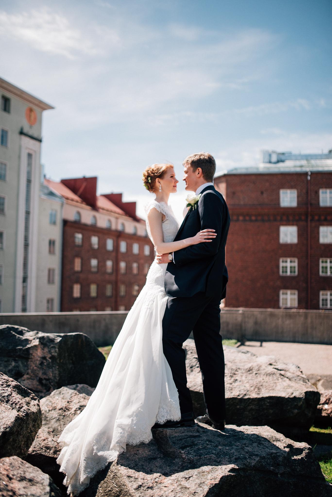 Photo:  Timo Soasepp  Earrings:  Ninka