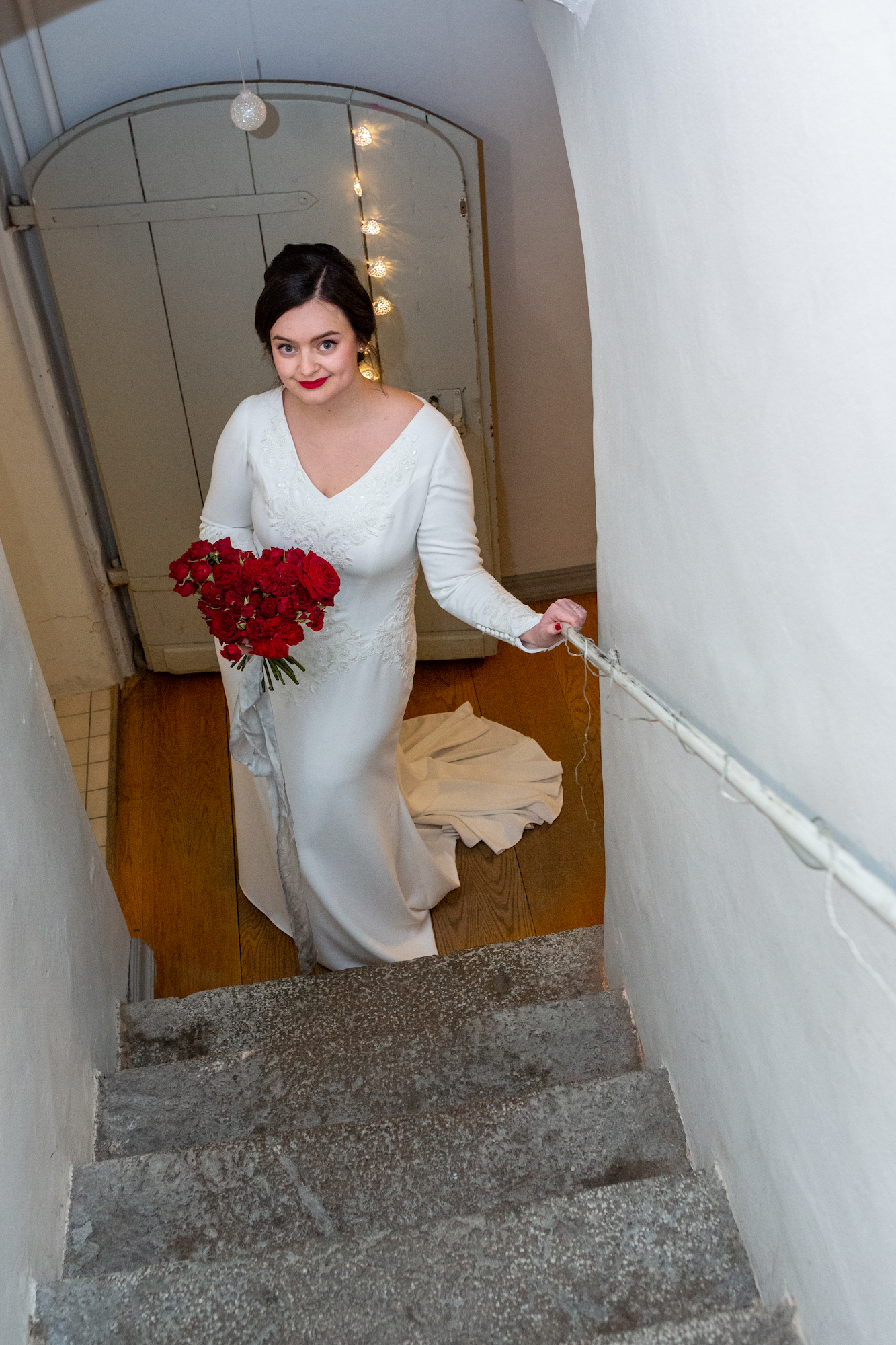 Photos:  Samuli Miettinen . Flowers:   Flowr  & ribbons  Aino