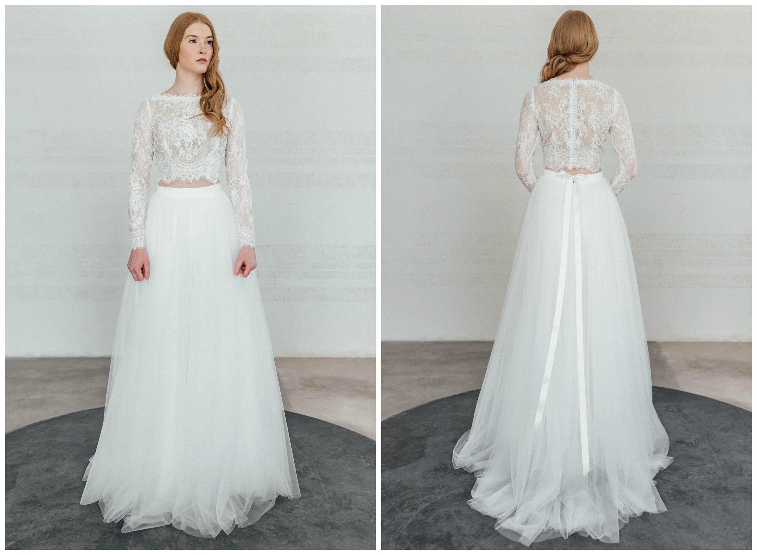 Hera skirt 380€/620€/700€