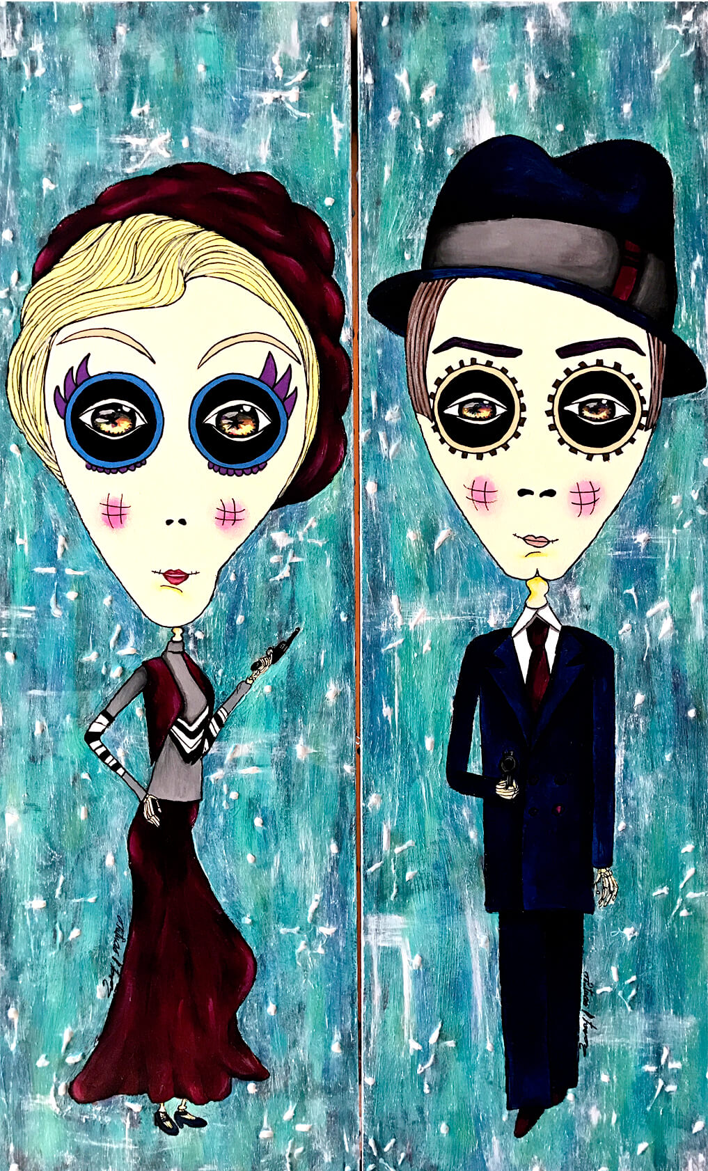 Miss Bonnie & Mister Clyde