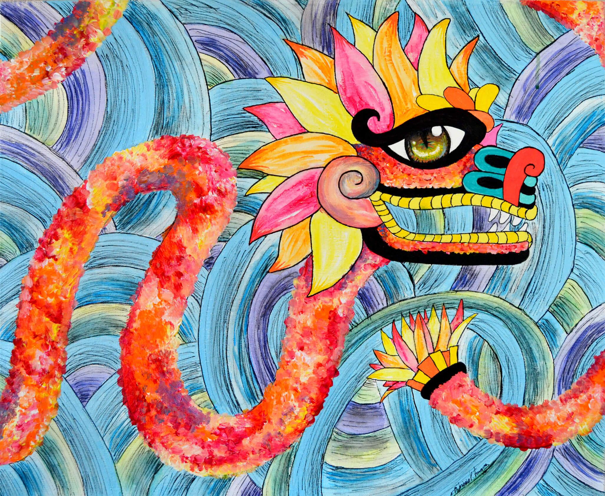 Mister Quetzalcóatl