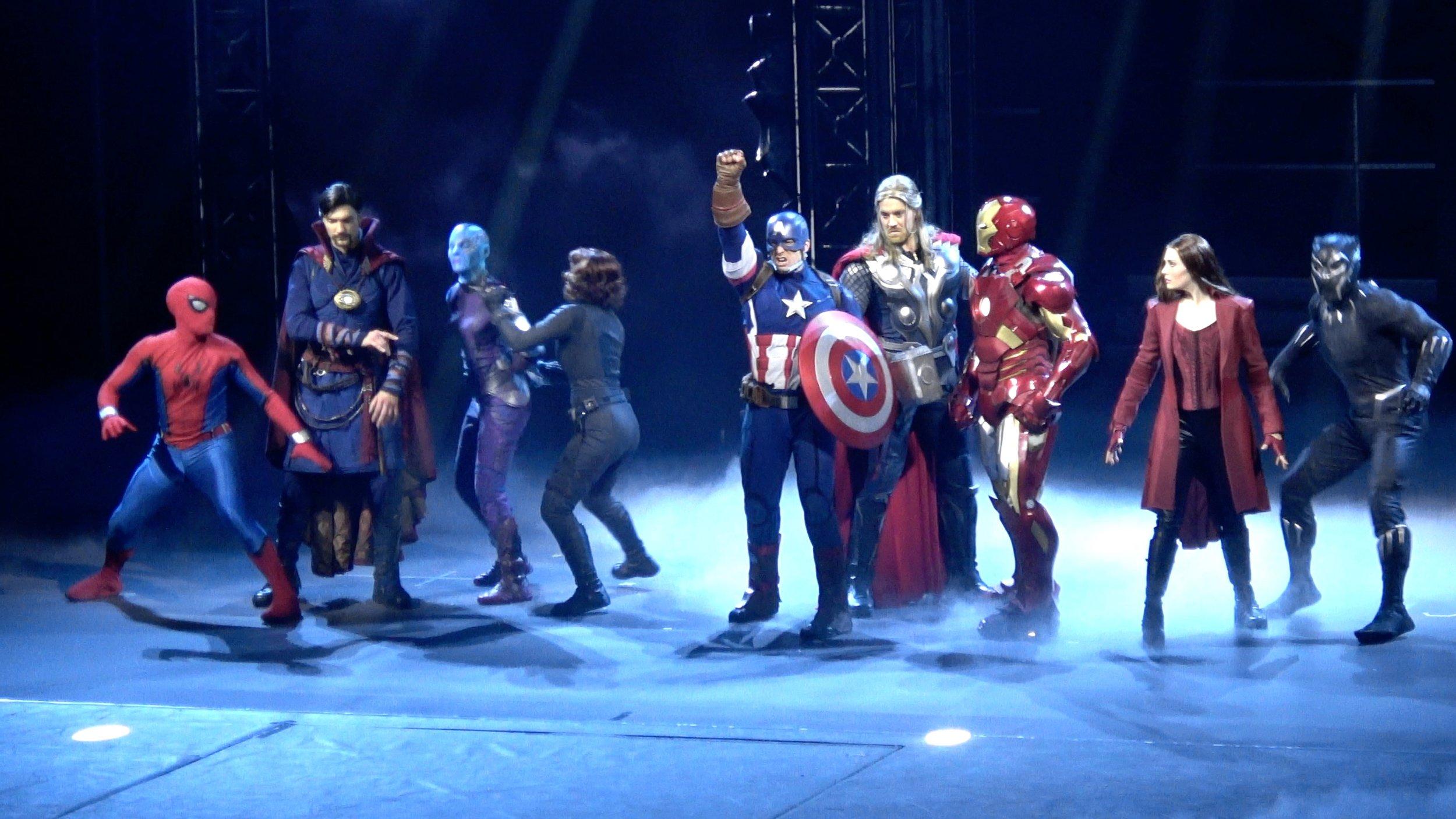 Marvel Super Heroes United 2019 at Disneyland Paris.jpg