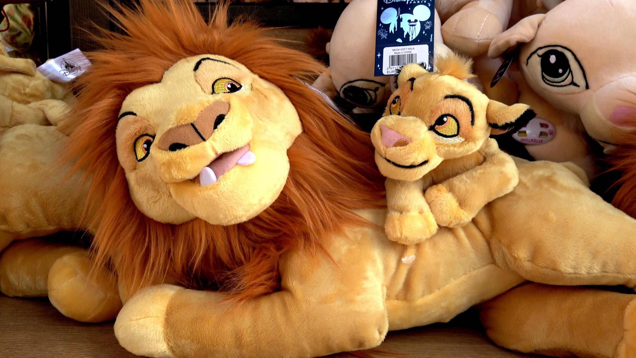 The Lion King and Jungle Festival Merchandise at Disneyland Paris.jpg