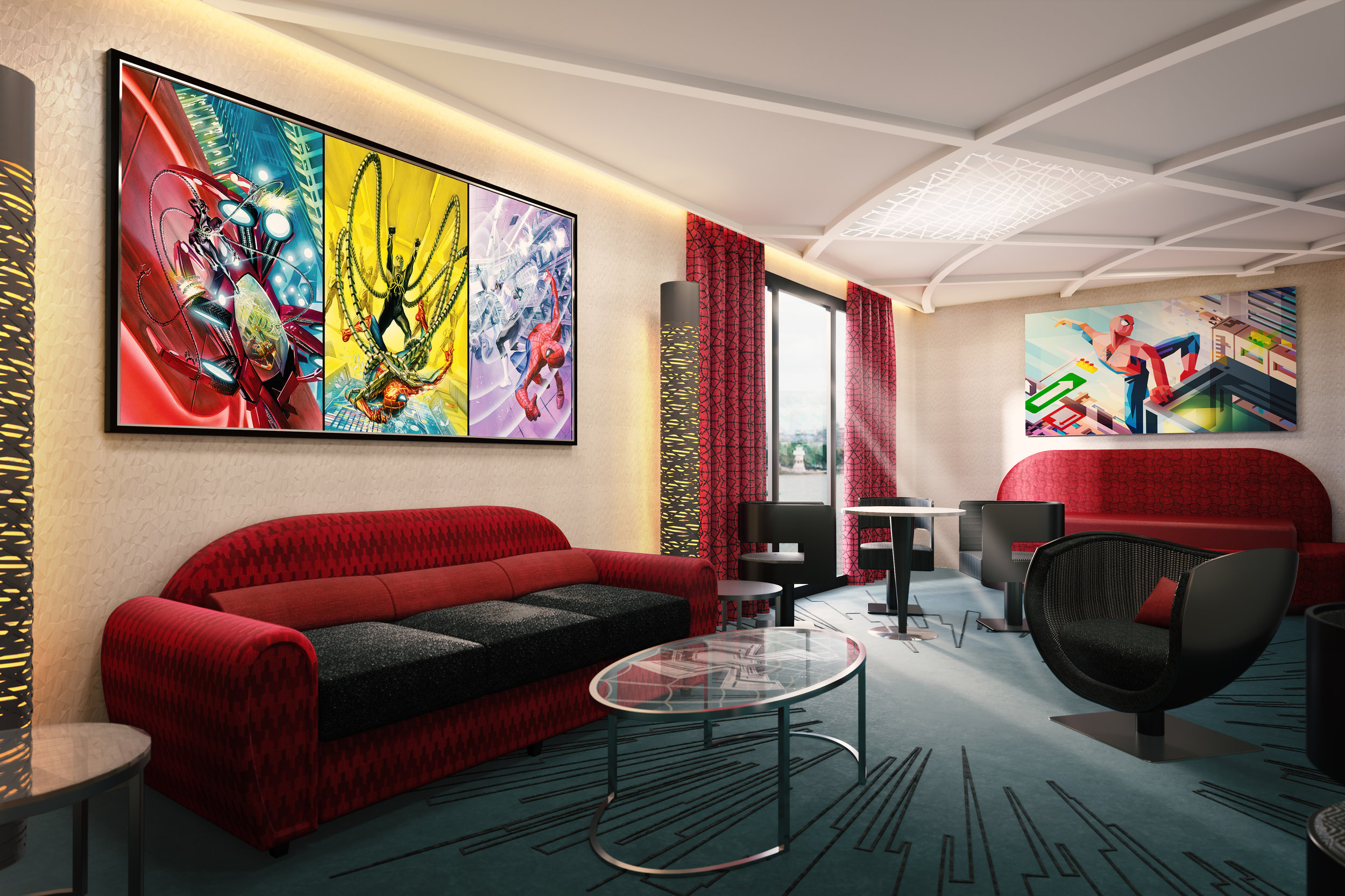 Spider-Man Suite - living room.jpg