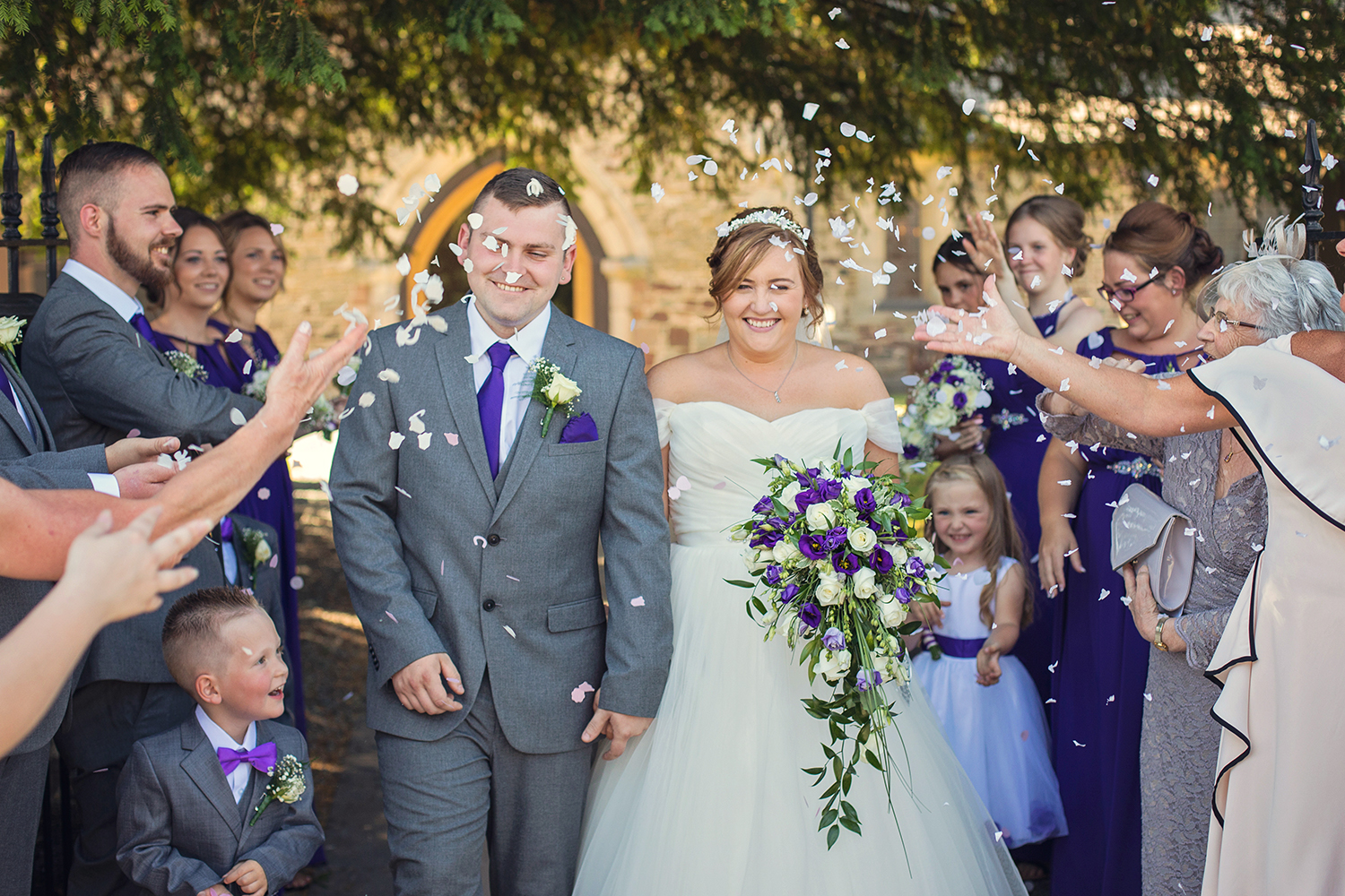 """Abbie & Mike, June 2018 - I can't put into words the amazing work Leri did for our big day. Nothing was too much to ask for, we felt so at ease and everything went smoothly! She helped so much and all the pictures are amazingMe, my husband and all of our family would like to thank you from the bottom of our hearts.Simply perfect!"""""""