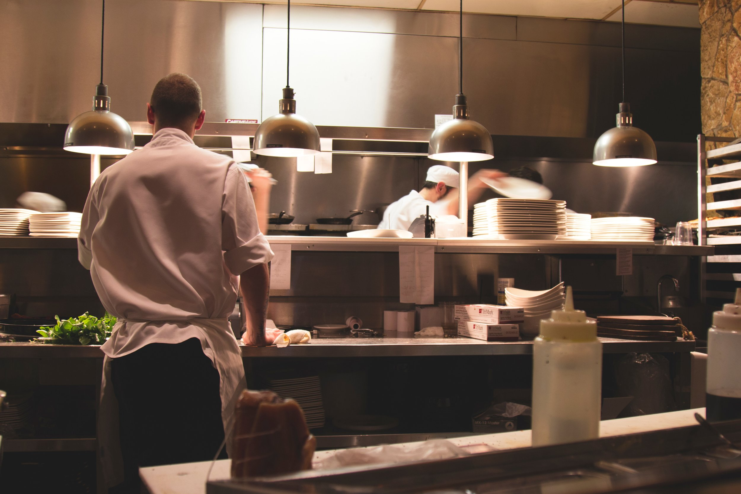 Kitchen design planning