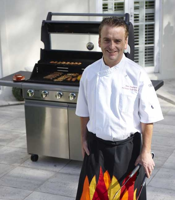 BBQ Ben  - A Master Chef of Great Britain