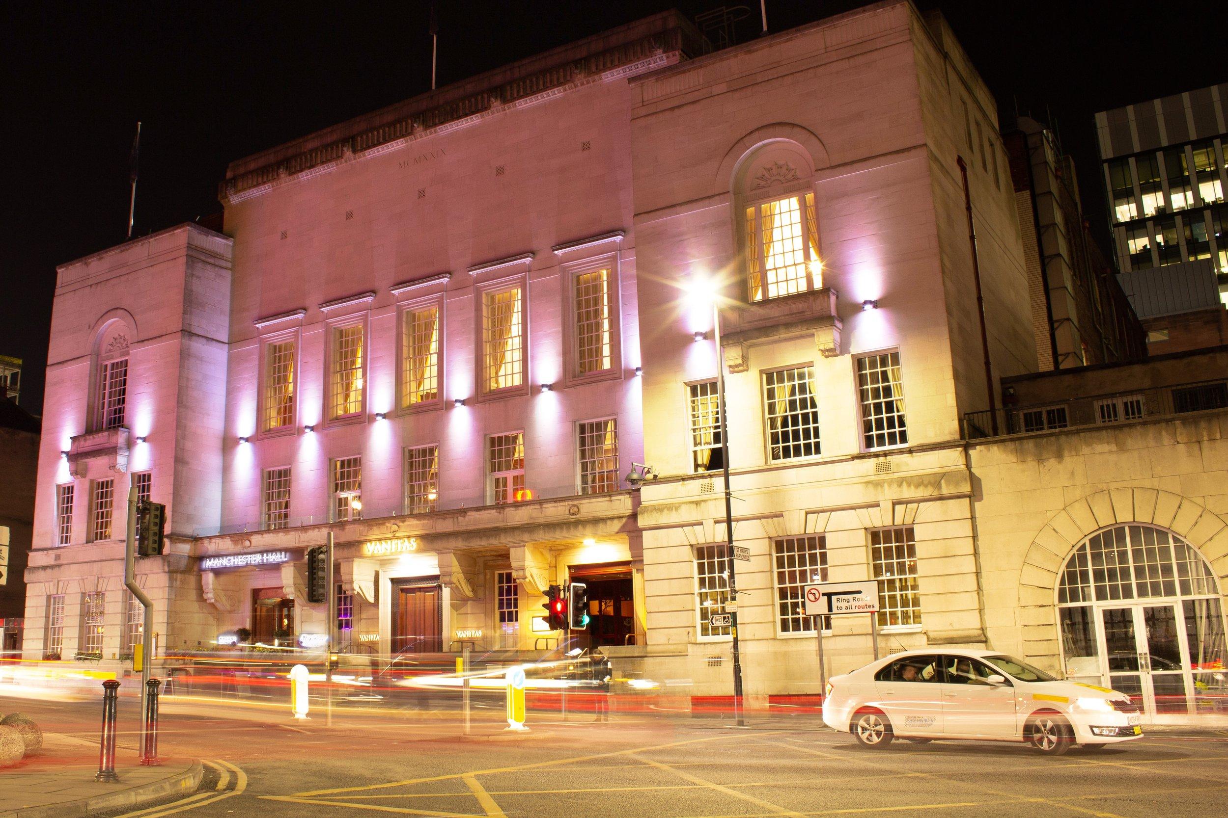 Manchester Hall