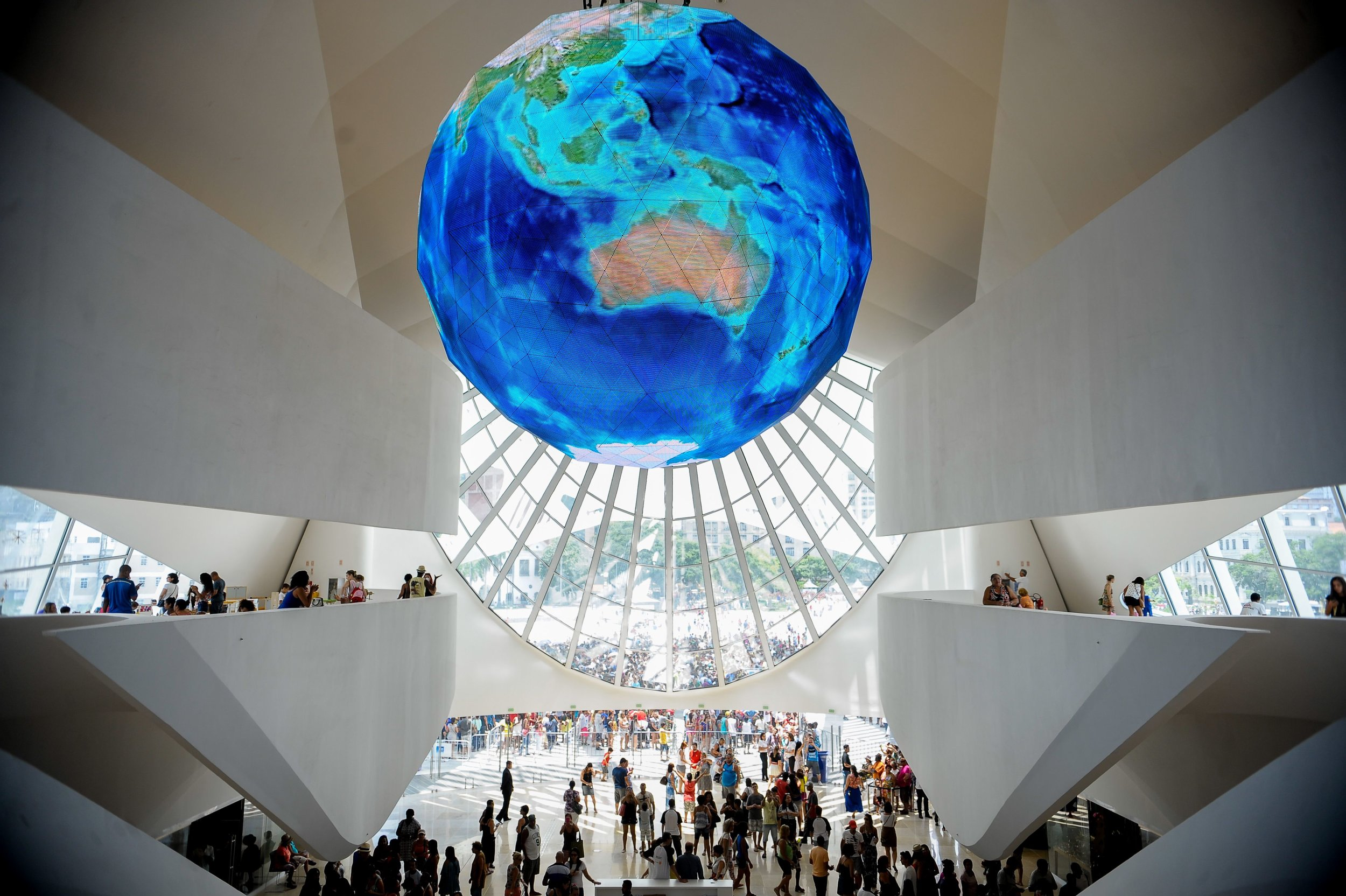 Museum of Tomorrow, Brazil