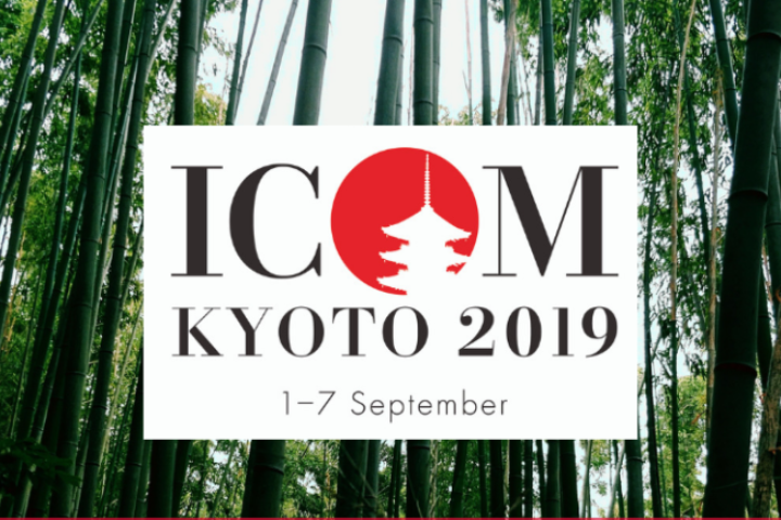 ICOM Kyoto 2019 - Read more