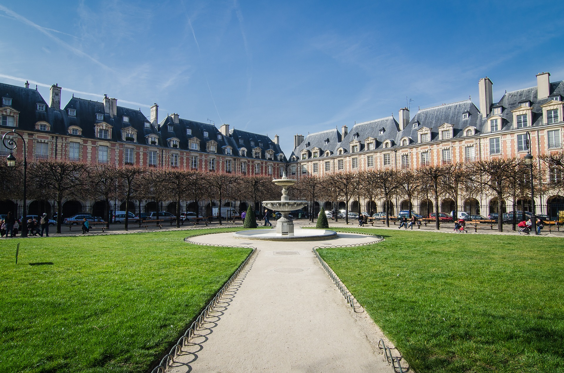 Le Marais - Straddling the 3ème and 4ème arrondissements (districts), Le Marais is one of Paris' oldest and coolest districts – so cool, in fact, that French writer Victor Hugo (author of