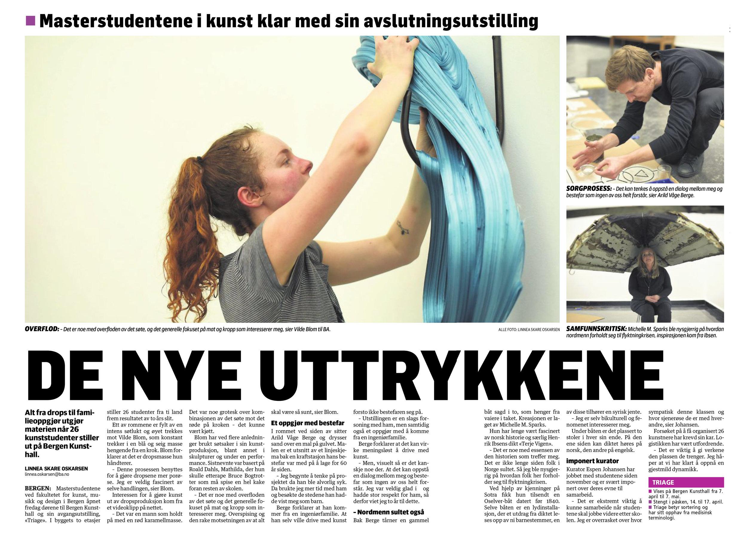 Copyright Bergensavisen