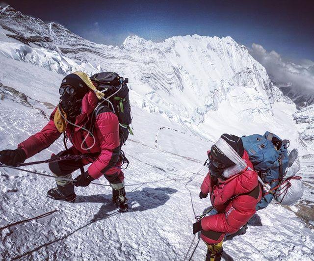 Savne dokken. Fjellå. Folkå. Snakkast snart.  @ascenthimalayas #himalaya #nepal #everest