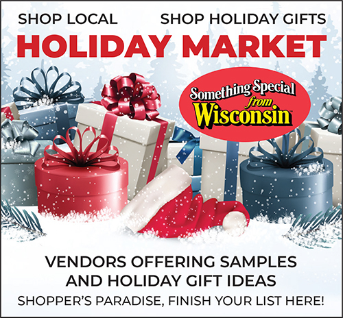 SATURDAY, NOV. 30 AND SUNDAY, DEC. 2, 2019 AT 9AM - 3PM   Johnson Creek High School Gym, 455 Aztalan Street, Johnson Creek WI