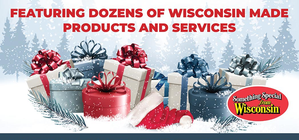 Vendors offering samples and holiday gift giving ideas, a shopper's paradise!