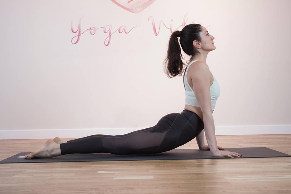 Весела Петрова нутриционист и йога преподавател