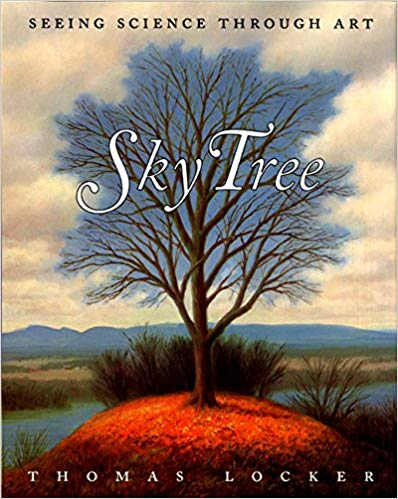Sky Tree by Thomas Locker - featured in the Wonderkin Tree Box