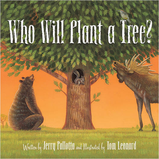 Who Will Plant A Tree