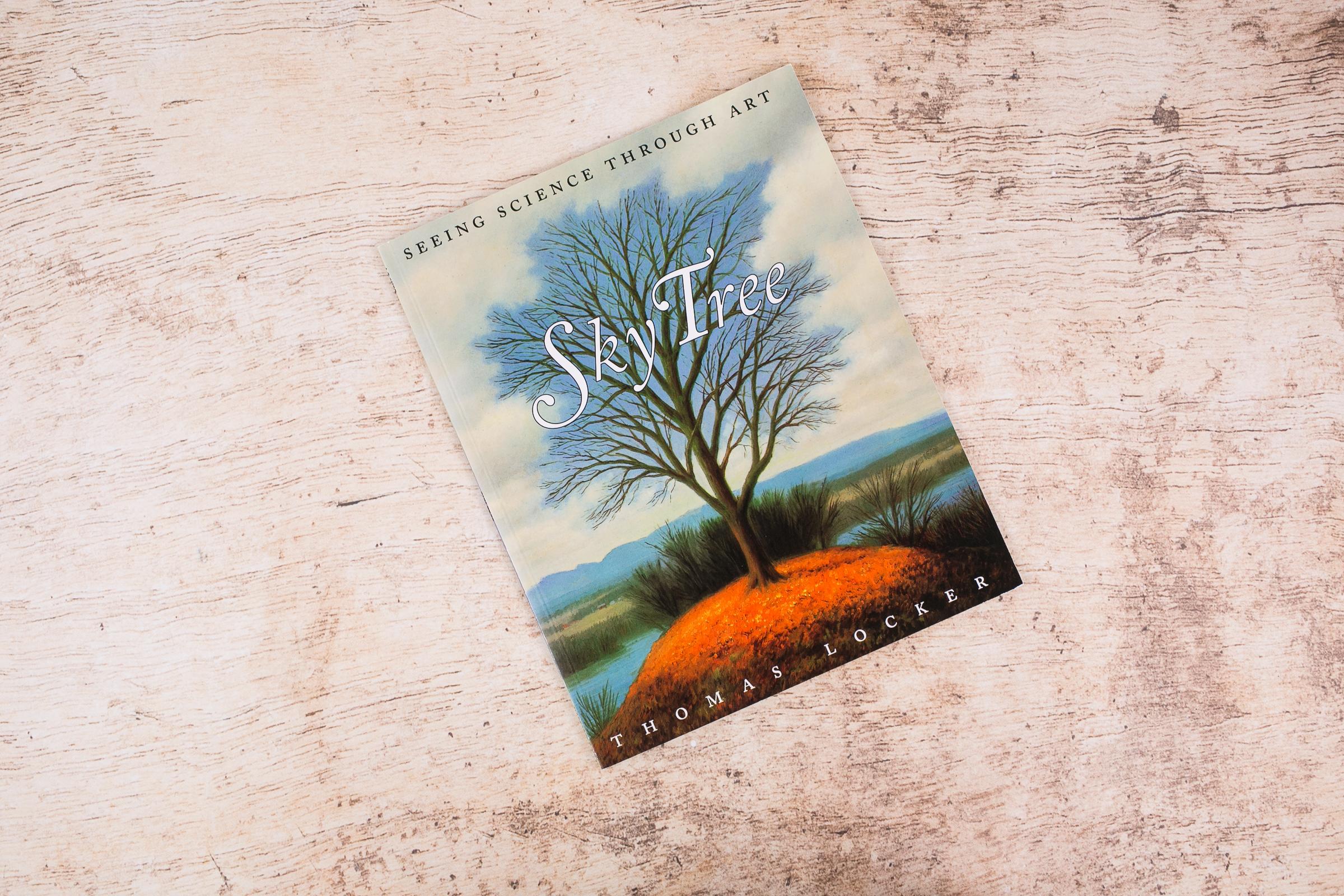 Sky Tree by Thomas Locker, found in the Wonderkin Tree Box