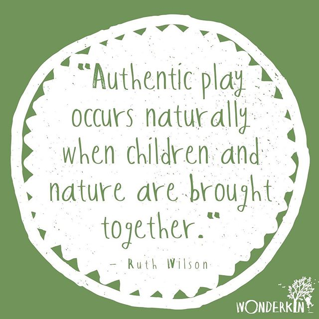 🙌 Thats the truth! Who's taking advantage of these long, warm days to push for extra outdoor play time? . . . . . #childhoodunplugged #playmatters #kidsinnature #natureplay #natureplayforall #outdoorplay #letthembelittle #optoutside #goplayoutside #messyplay #playislearning #playtolearn #sensoryplay #playbasedlearning #outdoorkids #outdoorfamilies #wildschooling #wonderkinbox #wonderkin
