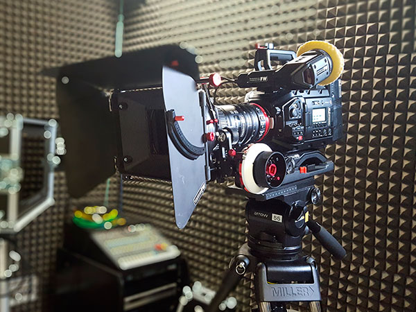 FW Studios equipment rental