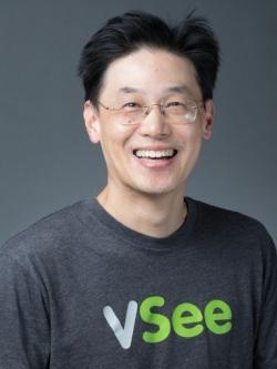 Milton Chen, PhD, CEO of VSee
