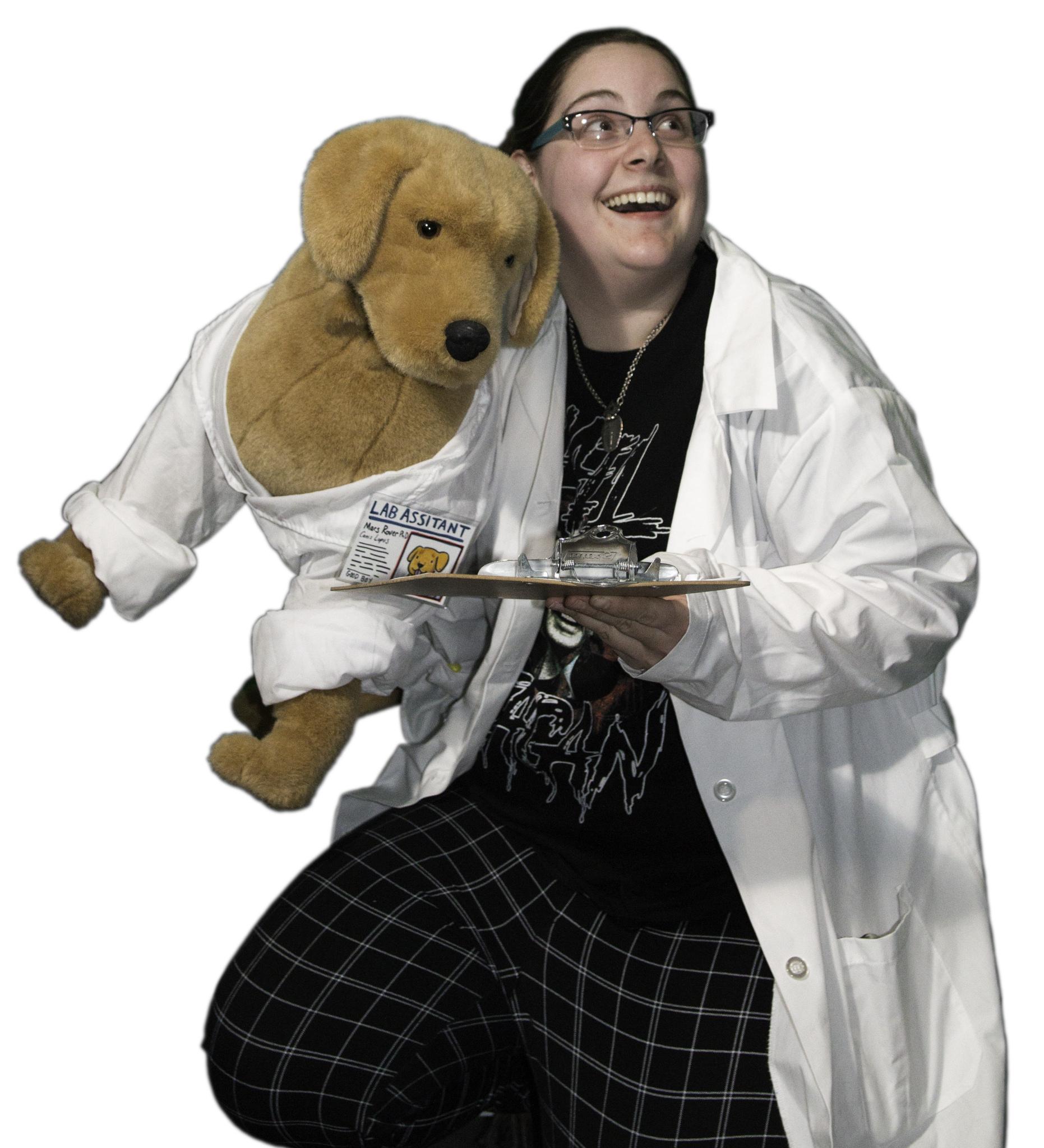 Dr. Professor Hemoglobin MDLMNOP