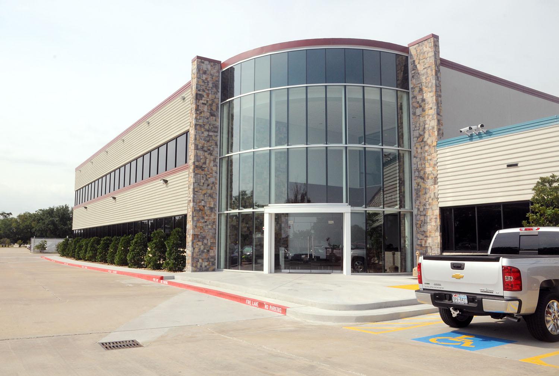 ENERFLEX OFFICE BUILDING