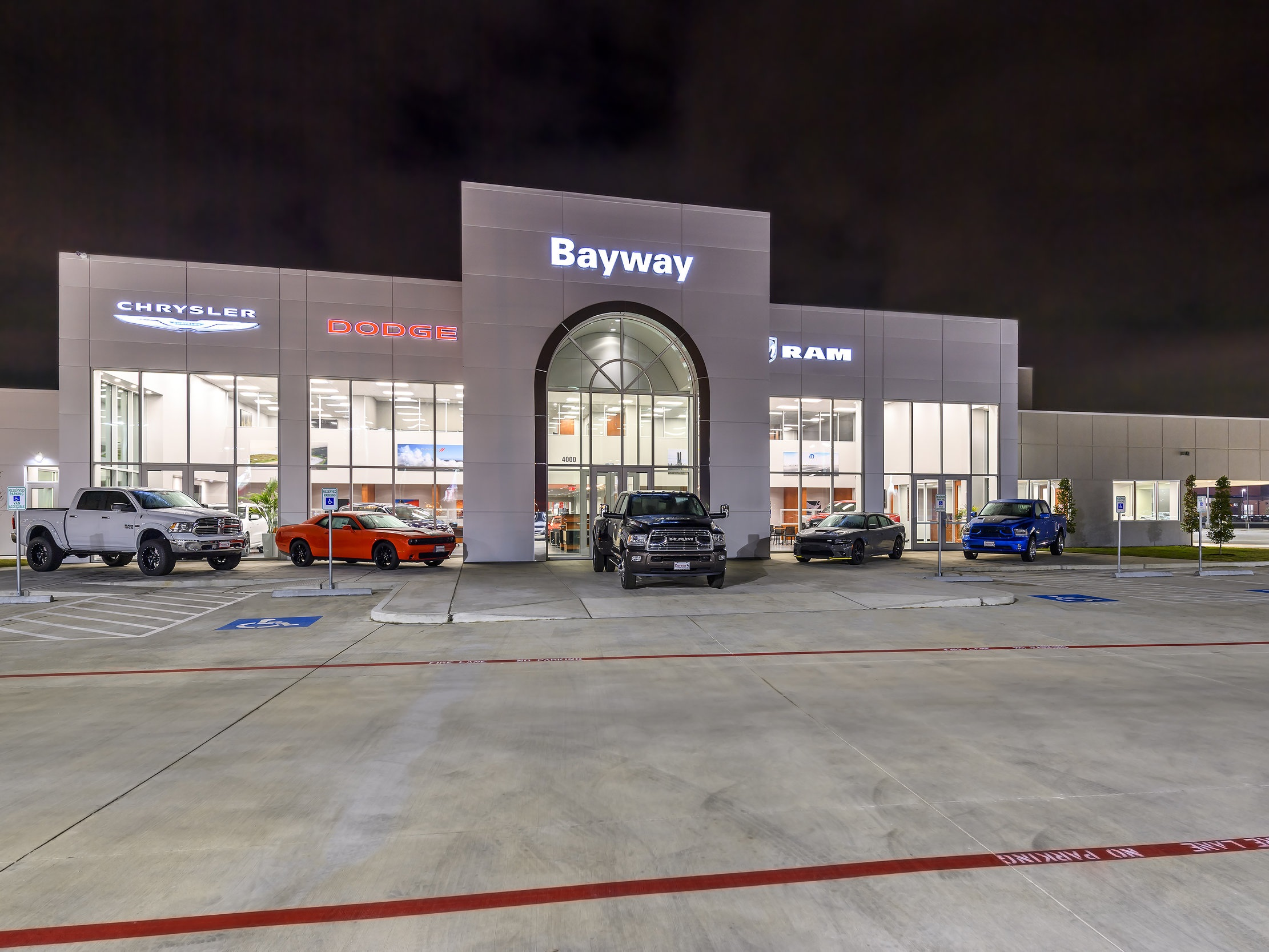 BAYWAY CHRYSLER DODGE RAM