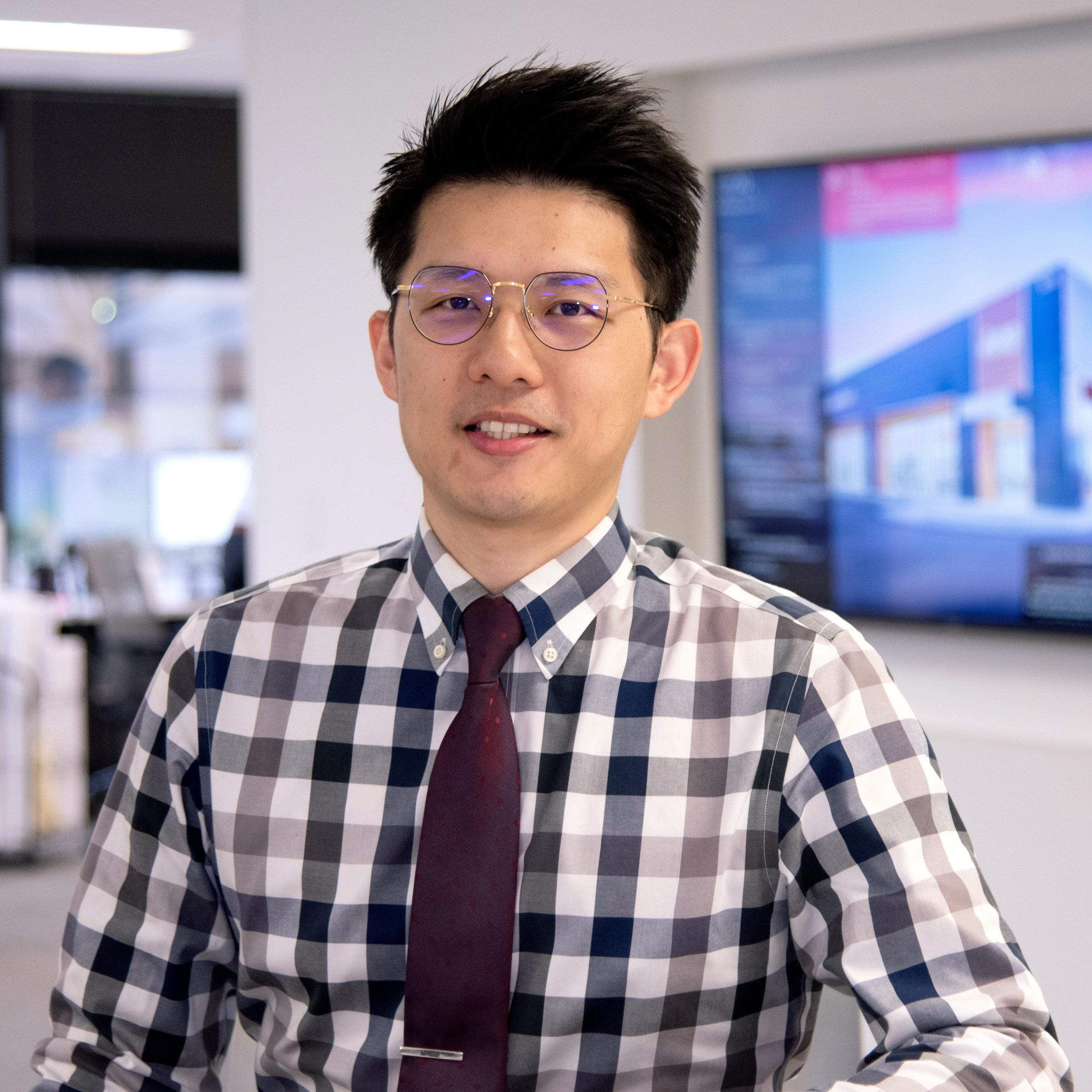 Leon Lu  Jr. Project Associate