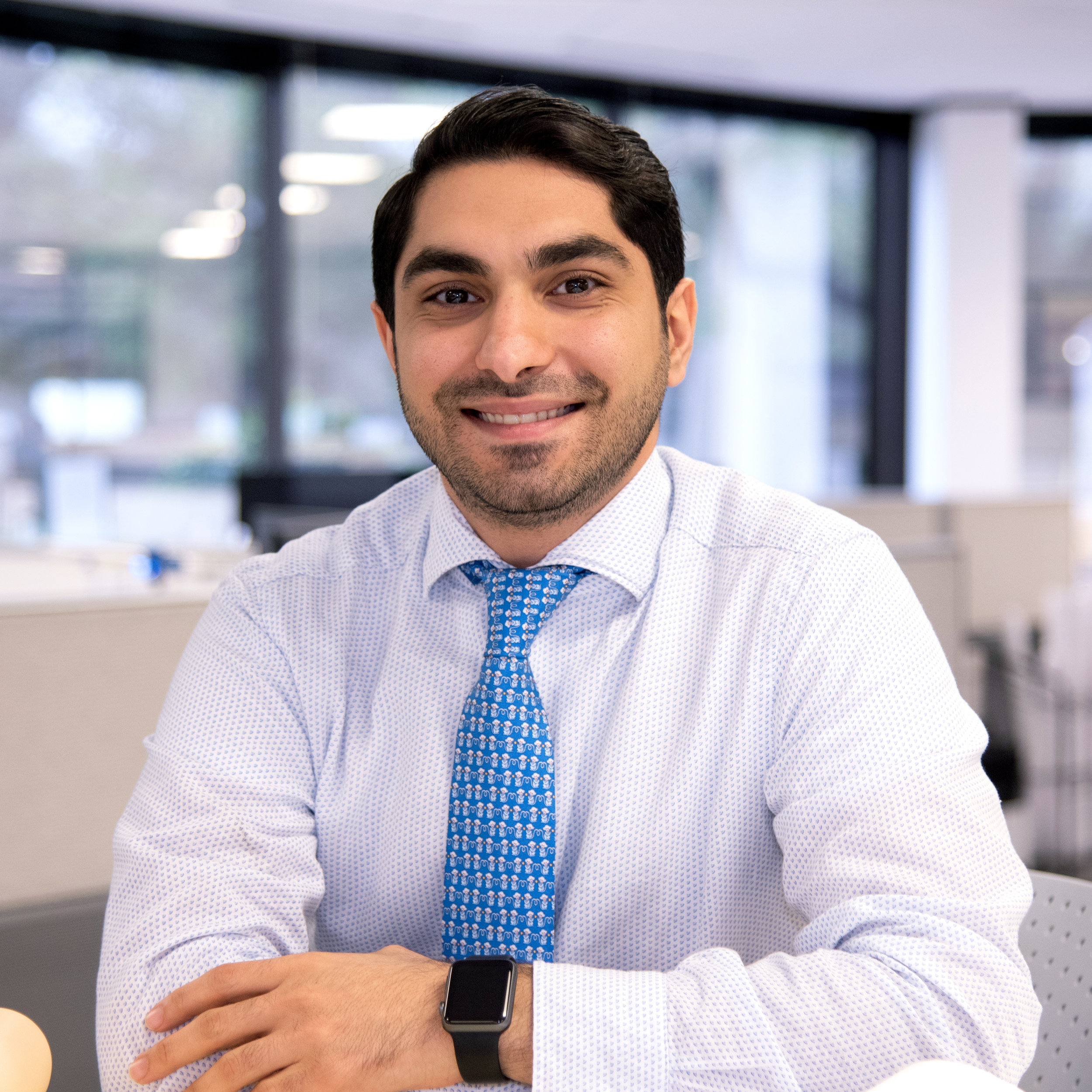 Mustafa Kamil  Project Associate