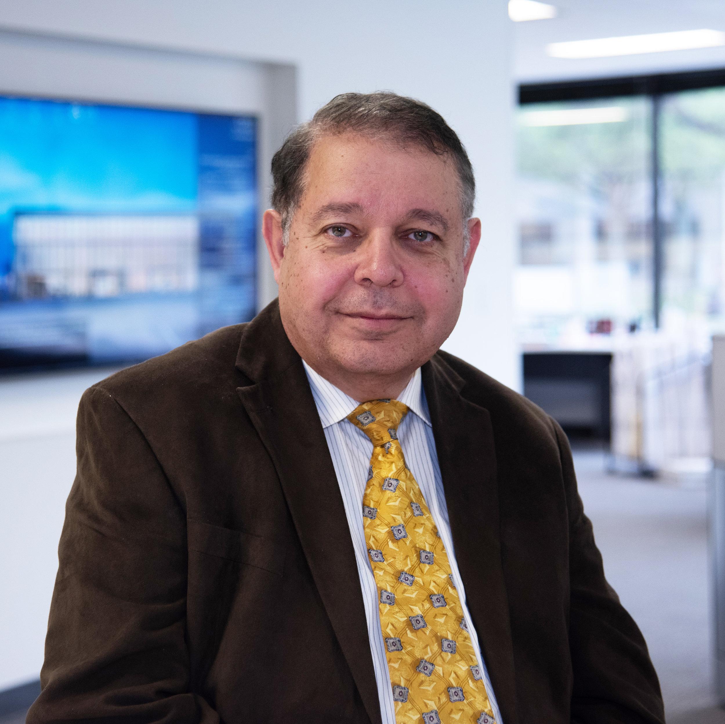 Mohammed Oshiba  QAQC Director