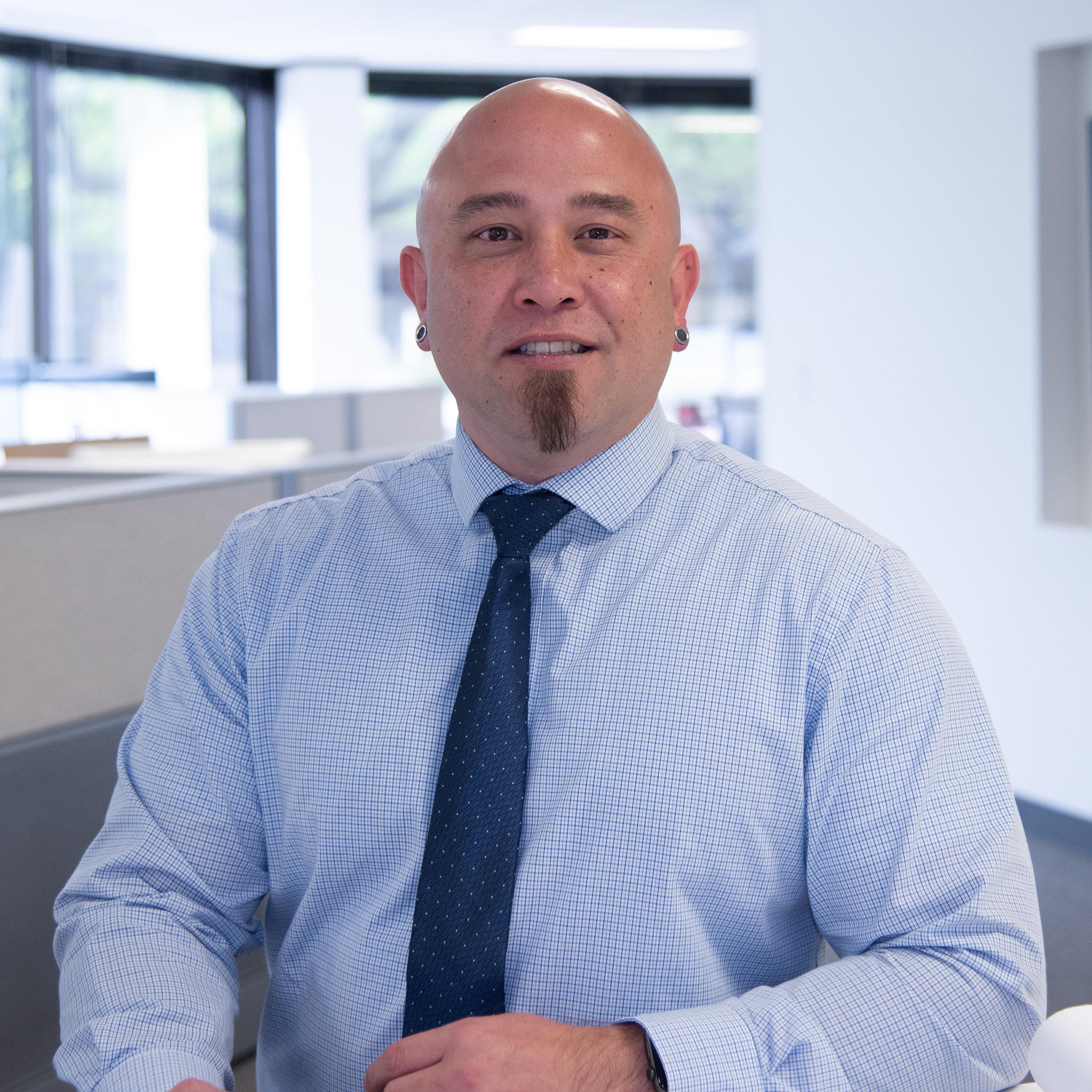Erik Leonard  Project Manager