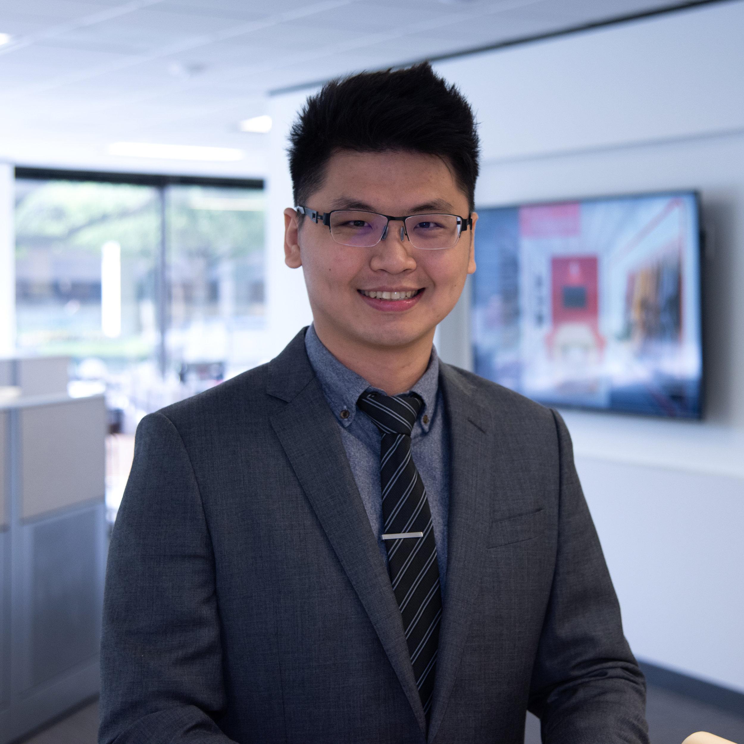 Ben Yu  Project Associate