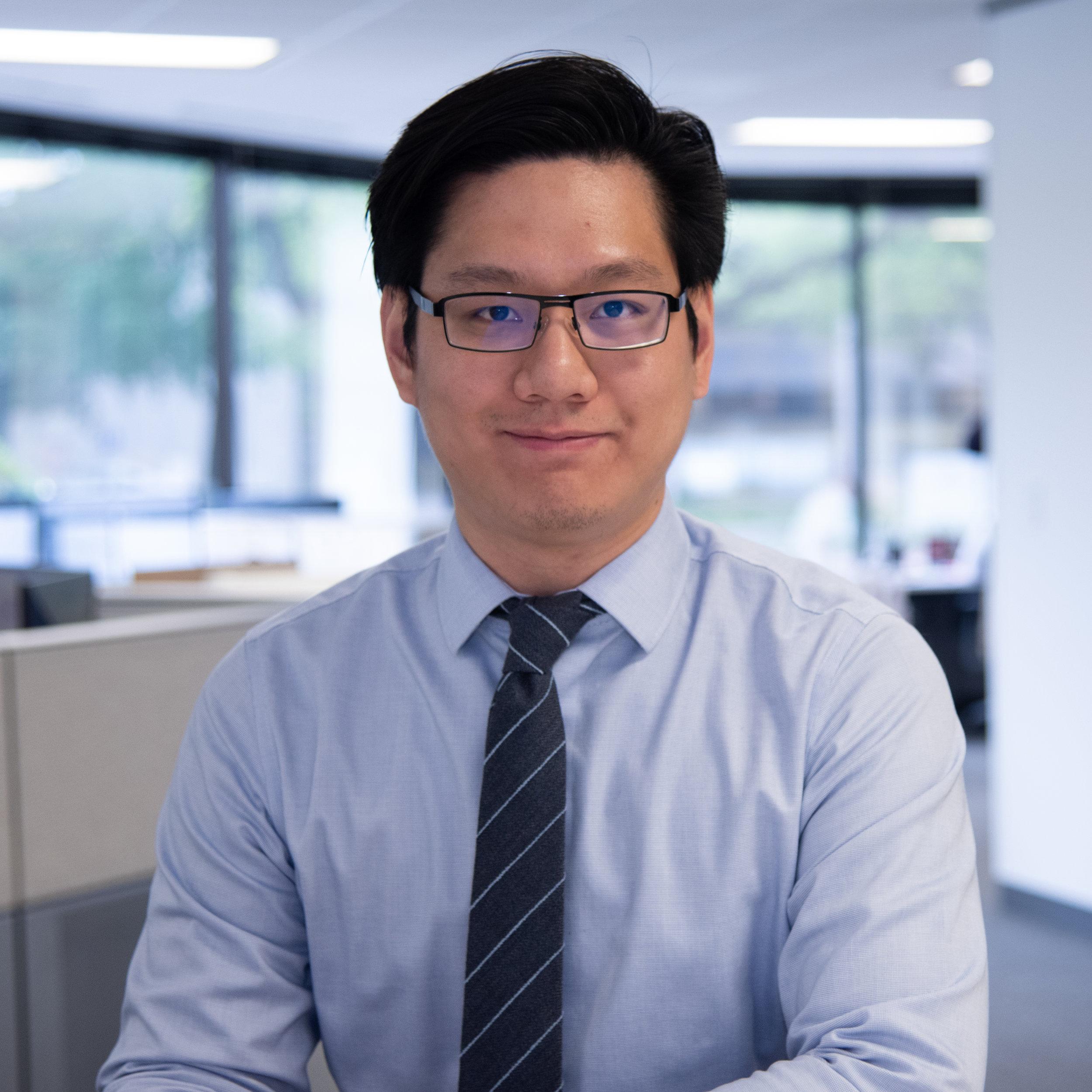 David Yao  Project Associate
