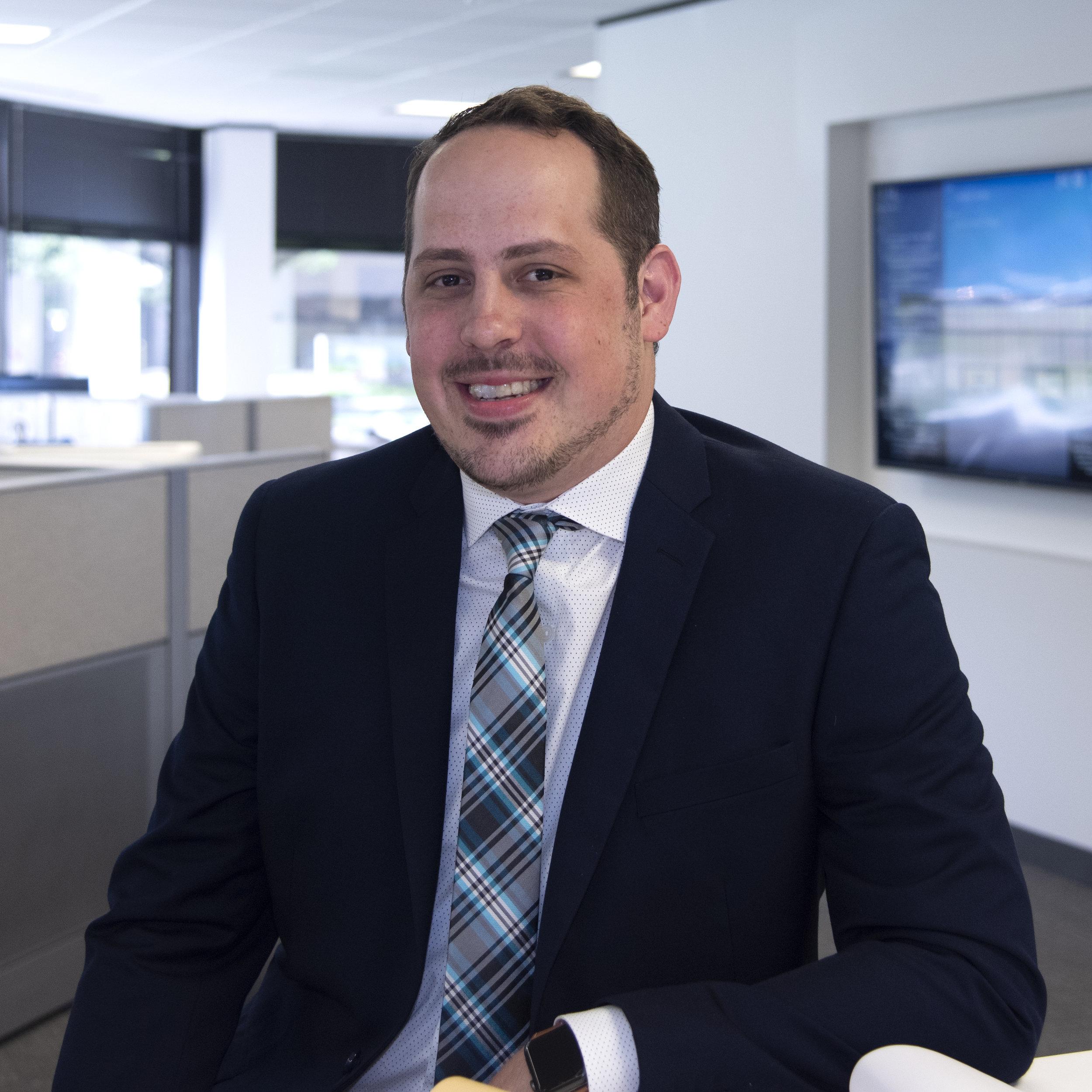 Donald Hinn  Project Associate